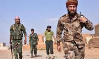 Syriens Militär befreit viele Orte vom IS