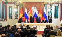 Vietnam will Beziehungen zu Russland und Weißrussland vertiefen