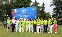 Golfturnier der in Europa lebenden Vietnamesen