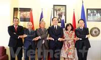 Vietnam hat als ACR-Vorsitzenden in Italien erfolgreich gemeistert