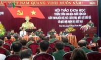 Seminar über General Song Hao-Ein hervorragender Kommunist
