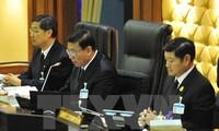 Präsident der gesetzgebenden Nationalversammlung Thailands Pornpetch Wichitcholchai besucht Vietnam.