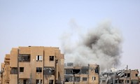 Syrische Armee eine wichtige Stadt in Homs