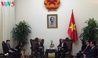 Vizepremierminister Truong Hoa Binh empfängt Vorsitzenden des obersten Gerichtshofes Südkoreas