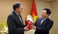 Vietnam fördert Unternehmen aus dem US-Bundesland Utah bei Investition in Vietnam