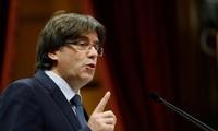 Spanien fordert Verfassungsgericht auf, Gesetz zur Abspaltung von Katalonien auszusetzen
