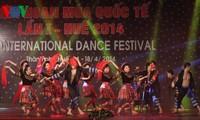"""Sechs Länder nehmen am """"Zeitgenössischen Tanz: Treffen zwischen Asien und Europa"""" in Vietnam teil"""