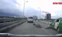 Bosch wird Akten der Verkehrsunfälle in Vietnam analysieren