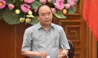 Nguyen Xuan Phuc empfängt Vorsitzenden des US-Konzerns Warburg Pincus, TomothyGeithner