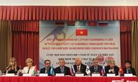 Freihandelsvertrag zwischen eurasischen Wirtschaftsunion und Vietnam