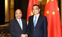 Vietnam und China wollen bilateralen Handel entwickeln