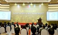 Staatspräsident Tran Dai Quang nimmt an APEC-Bewertungskonferenz teil