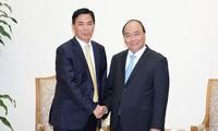 Vietnam schafft gute Bedingungen für Investoren aus China