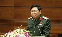 Verteidigungsminister Ngo Xuan Lich empfängt US-Botschafter in Vietnam