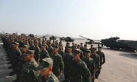 Miltärübung zwischen USA, Südkorea und Thailand