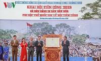 Umzug der Menschen in Quang Ninh ist immaterielles Erbe Vietnams
