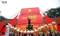 Eröffnung des Jahrestages der vietnamesischen Gedichte