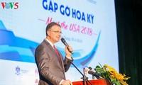 Treffen mit den USA 2018 und Wirtschaftszone in Zentralvietnam