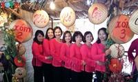 Das Klebreisfest im Dorf Phu Gia