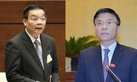 Sitzung des Ständigen Parlamentsausschusses: Fragestunde für Justizminister Le Thanh Long