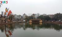 Dorf Trieu Khuc will zum Zierpflanzenzentrum der Hauptstadt Hanoi werden