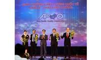 77 Unternehmen erhalten nationale und internationale Preise für Qualität