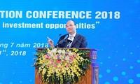 Premierminister Nguyen Xuan Phuc nimmt an Investitionskonferenz in Thai Nguyen teil