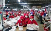 Stärkerer Exportumsatz der Textilien in den vergangenen sechs Monaten