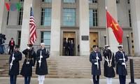 Vizeparlamentspräsident Do Ba Ty besucht die USA