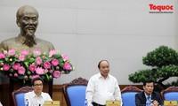 Premierminister Nguyen Xuan Phuc nimmt an Konferenz zum Schutz des Kulturerbes in Vietnam teil