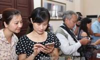 Fast 21.500 SMS für Flutopfer