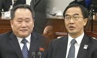 Nord- und Südkorea arbeiten bei Modernisierung der Eisenbahn zusammen
