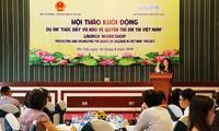 Förderung und Schutz der Kinderrechte in Vietnam