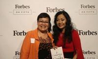 Premiere eines vietnamesischen Buches von ForbesBooks