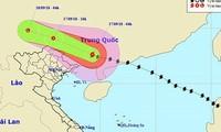 Nordvietnamesische Provinzen sollen sich auf Folgen des Taifuns Mangkhut vorbereiten