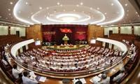 3. Arbeitstag des ZK der KPV in Hanoi