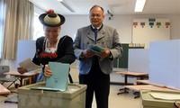 Vorläufige Wahlergebnisse in Bayern