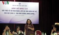 Konferenz der Wissenschaftlerinnen im asiatisch-pazifischen Raum