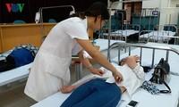 Verbesserung der Gesundheitsfüsorge der Bevölkerung