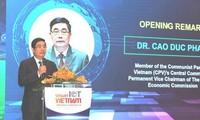 Forum und internationale Ausstellung über Internet der Dinge  (IdD) Vietnam 2018