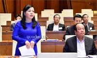 Fragestunde im Parlament erfüllt Wünsche der Wähler