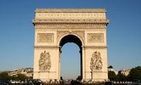Frankreich feiert 100-jähriges Ende des ersten Weltkrieges