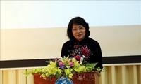 Vizestaatspräsidentin Dang Thi Ngoc Thinh: Qualität der Ausbildung entscheidet Entwicklung der Hochschule Thai Nguyen