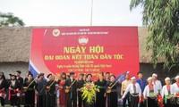 Woche der Solidarität der vietnamesischen Völker-Kulturerbe in Vietnam