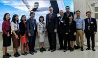 USA verpflichten sich, kleinen und mittelständischen Unternehmen Vietnams zu helfen