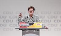 Neue Vorsitzende der CDU will Macht festigen