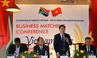 Südafrika-Eingang für vietnamesischen Reis nach Afrika
