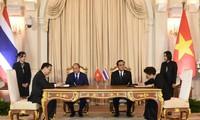 Vietnam und Thailand arbeiten in Wissenschaft und Technologie zusammen