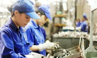 Viele Unternehmen sehen eine Verbesserung der Produktion im 1. Quartal