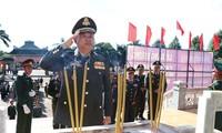 Aktivitäten zum 40. Jahrestag des Sieges zum Schutz der vietnamesischen Südwest-Grenze
